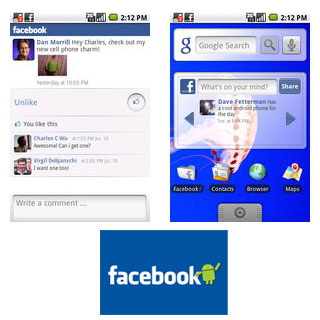 facebook-application-android