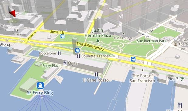 Mapas en 3D