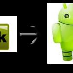 Instalar aplicaciones Android sin internet al móvil