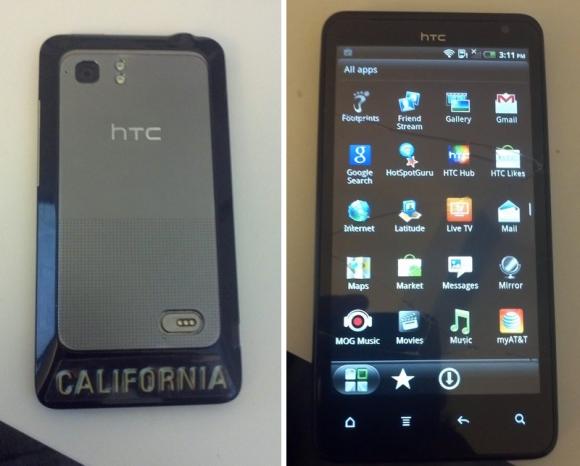 HTC Holiday disponible a finales de año