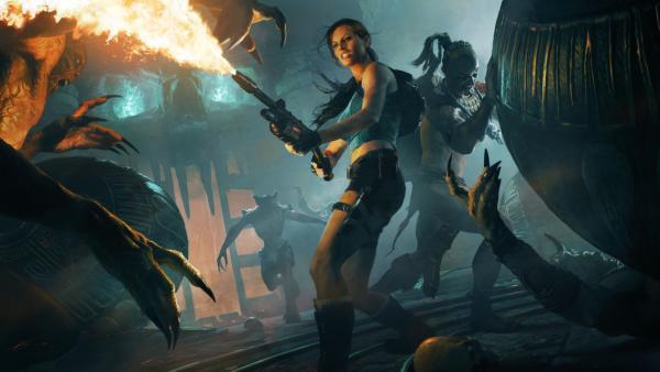 Nuevo juego de Lara Croft para el Xperia Play