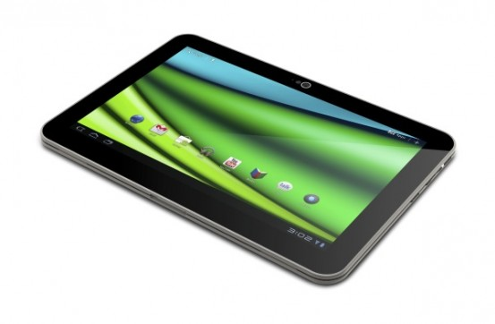 Tablet Toshiba Excite 10 LE confirmada