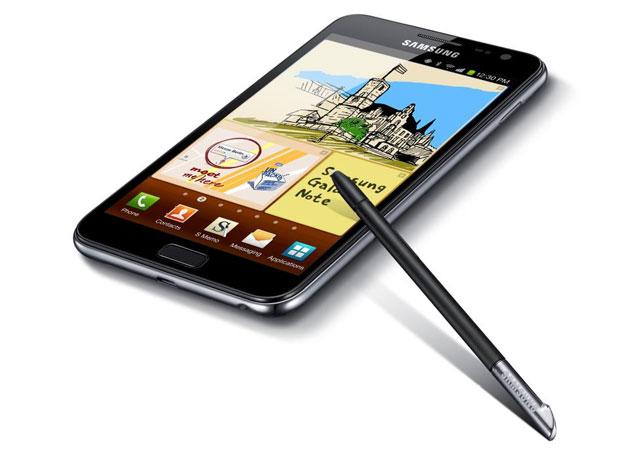 Samsung ofrecerá actualización Premium con Android 4.0 para el Galaxy Note