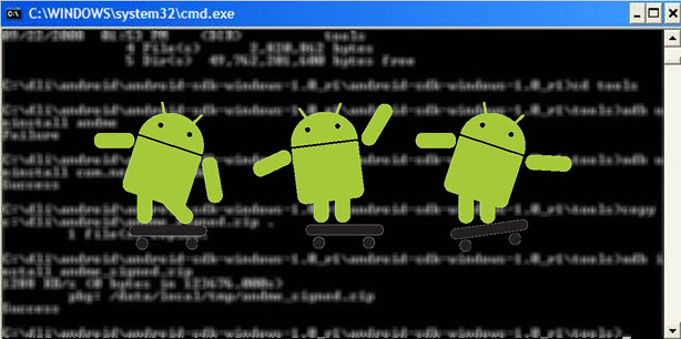 android-cmd